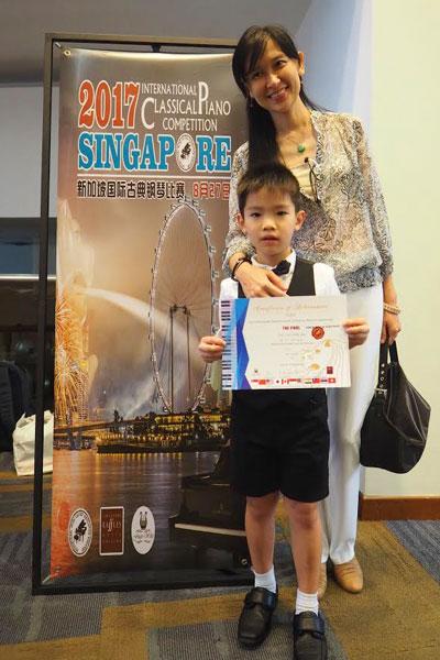 Piano Lessons Singapore | Classical Piano Teacher